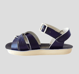 Salt Water Sandal Kids Swimmer Navy