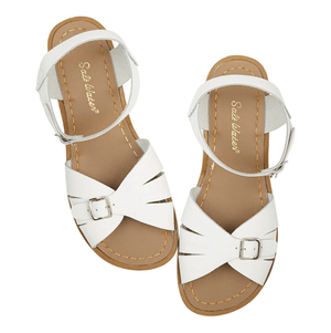 Salt-Water Sandals Adult Classic White