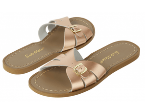 Salt Water Sandal Adult Slide Rose Gold