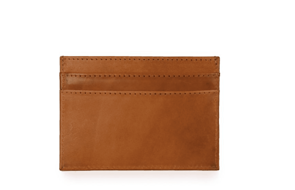 O My Bag Mark Cardcase Eco Camel