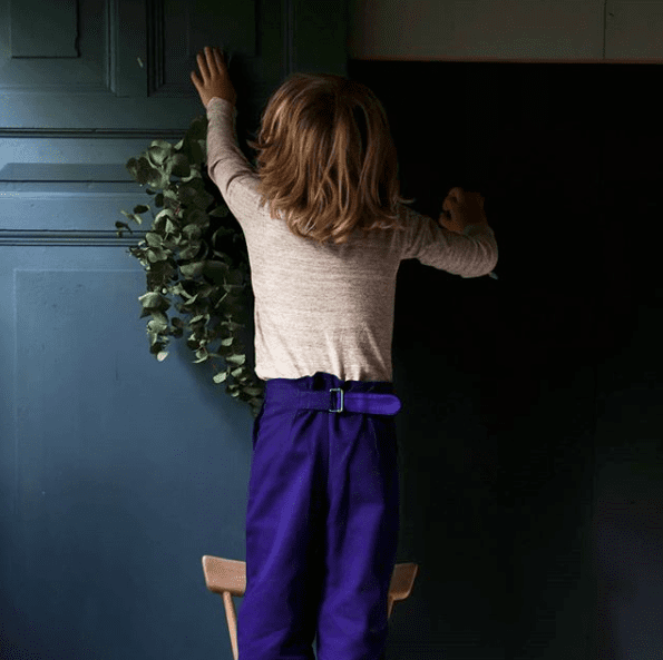 Colchick Kids The Trousers Indigo