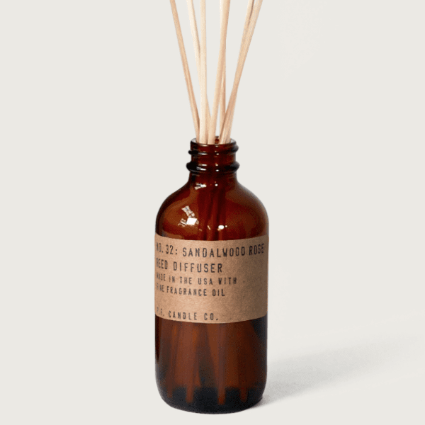 P.F. Candle Co Geurstokjes Sandalwood Rose