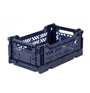 Aykasa Folding Crate - Mini Navy