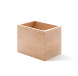 The small Wooden Container