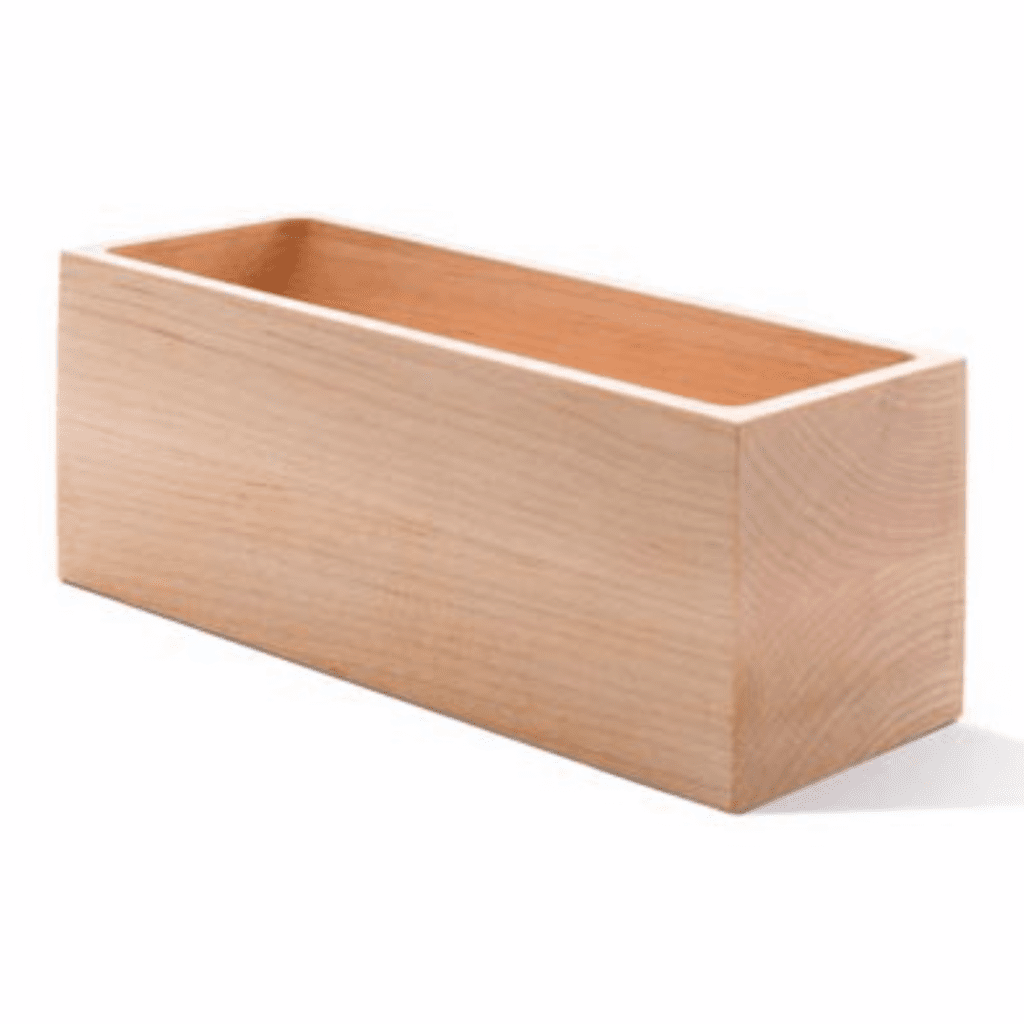 The Medium Wooden Container