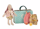 Maileg Micro Bunny two set of clothes