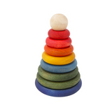 Wooden Story Rainbow Stacker