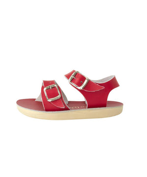 Salt-Water Sandals Toddler Seawee Red