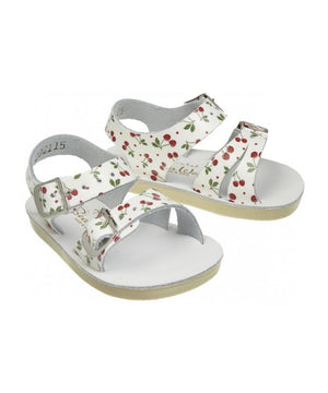 Salt-Water Sandals Toddler Seawee Cherry