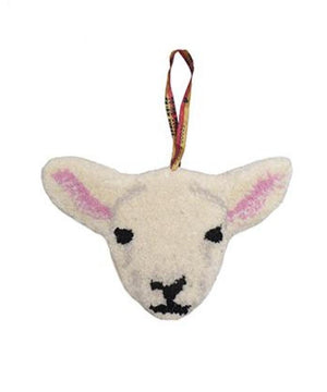 Doing Goods Woolly Lamb pocket hanger