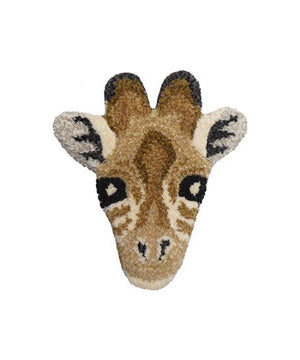 Doing Goods Giraffe wandtapijtje