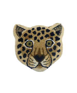 Doing Goods Leopard wandtapijtje