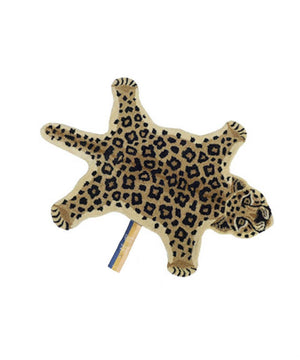 Doing Goods Leopard tapijt smal