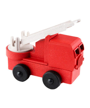Luke's Toy Factory Fire Truck