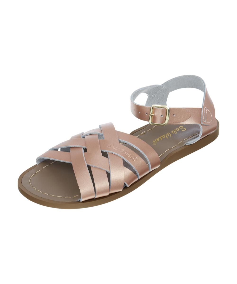 Salt-Water Sandals Retro Rose-Gold
