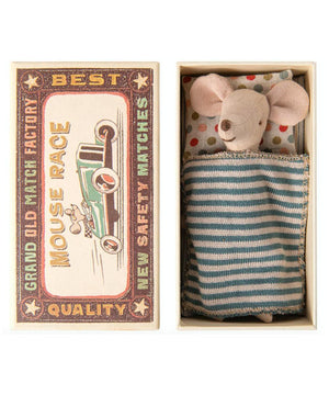 Maileg Big Brother Mouse In Box III