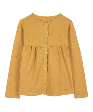 Le Petit Germain Joan Blouse Mustard
