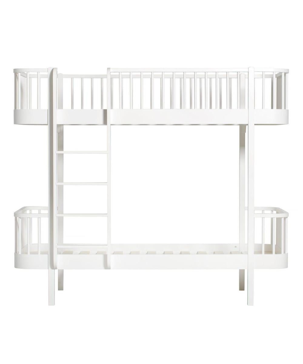 Oliver Furniture Stapelbed White