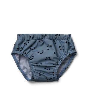 Liewood Baby Boy Swim Pants Panda Blue Wave