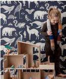 Ferm Living Safari Animal Box