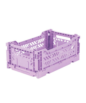 Aykasa Folding Crate - Mini Orchid