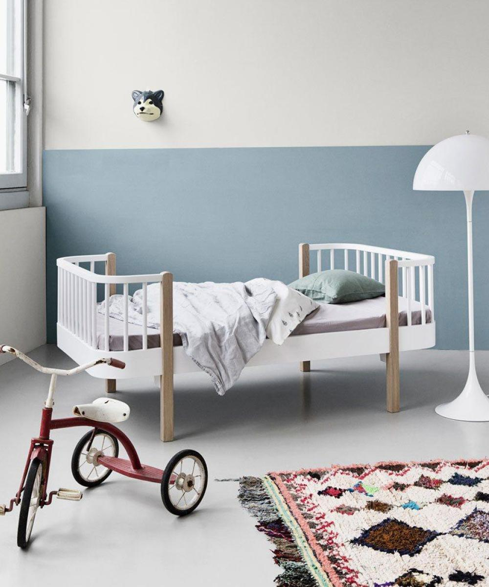 Oliver Furniture Junior Bed White