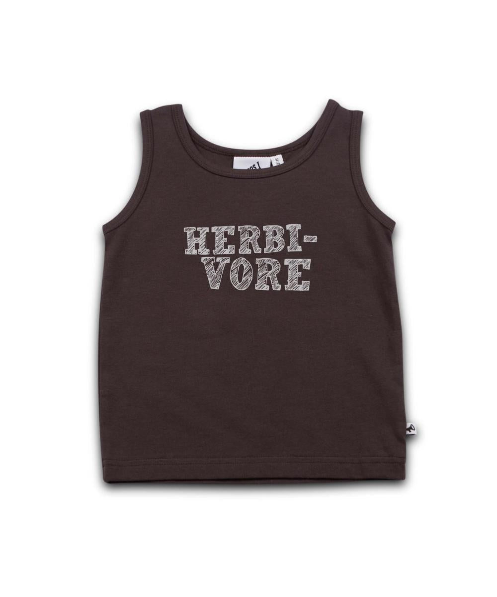 Cos I Said So Tank Top Herbivore Shale