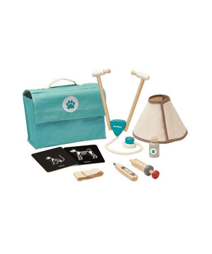 Plantoys Dierenarts Set