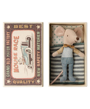 Maileg Mouse In A Box Little Brother 3