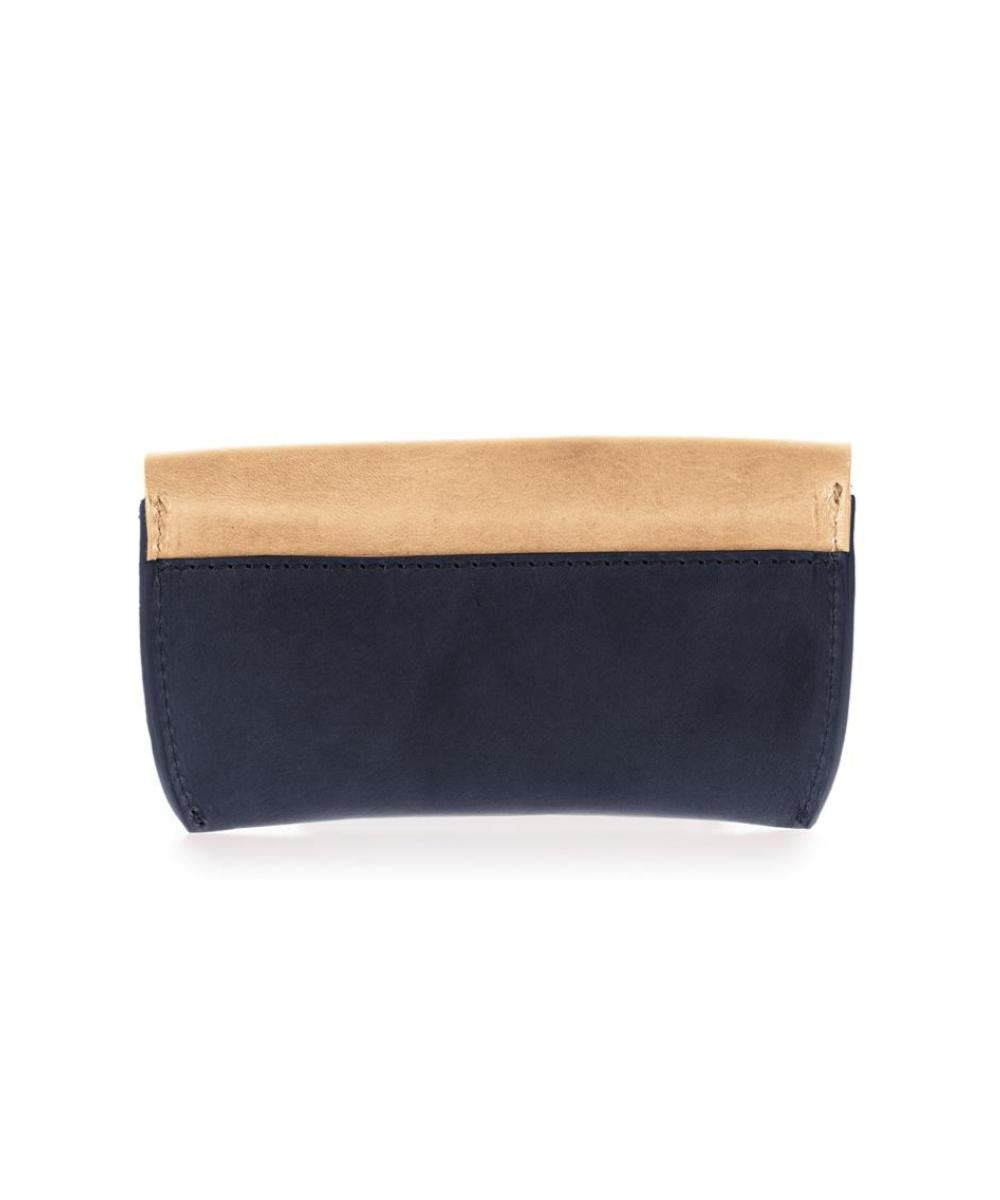 O My Bag Eye/Sunglasses Case Navy/Natural