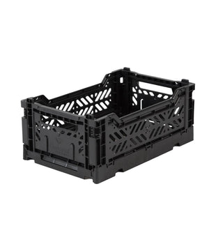 Aykasa Folding Crate - Mini Zwart