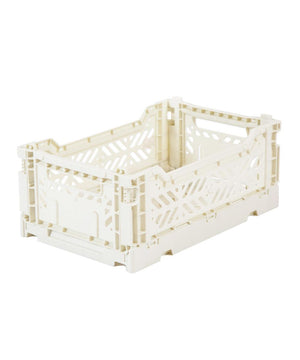 Aykasa Folding Crate - Mini Coconut Milk