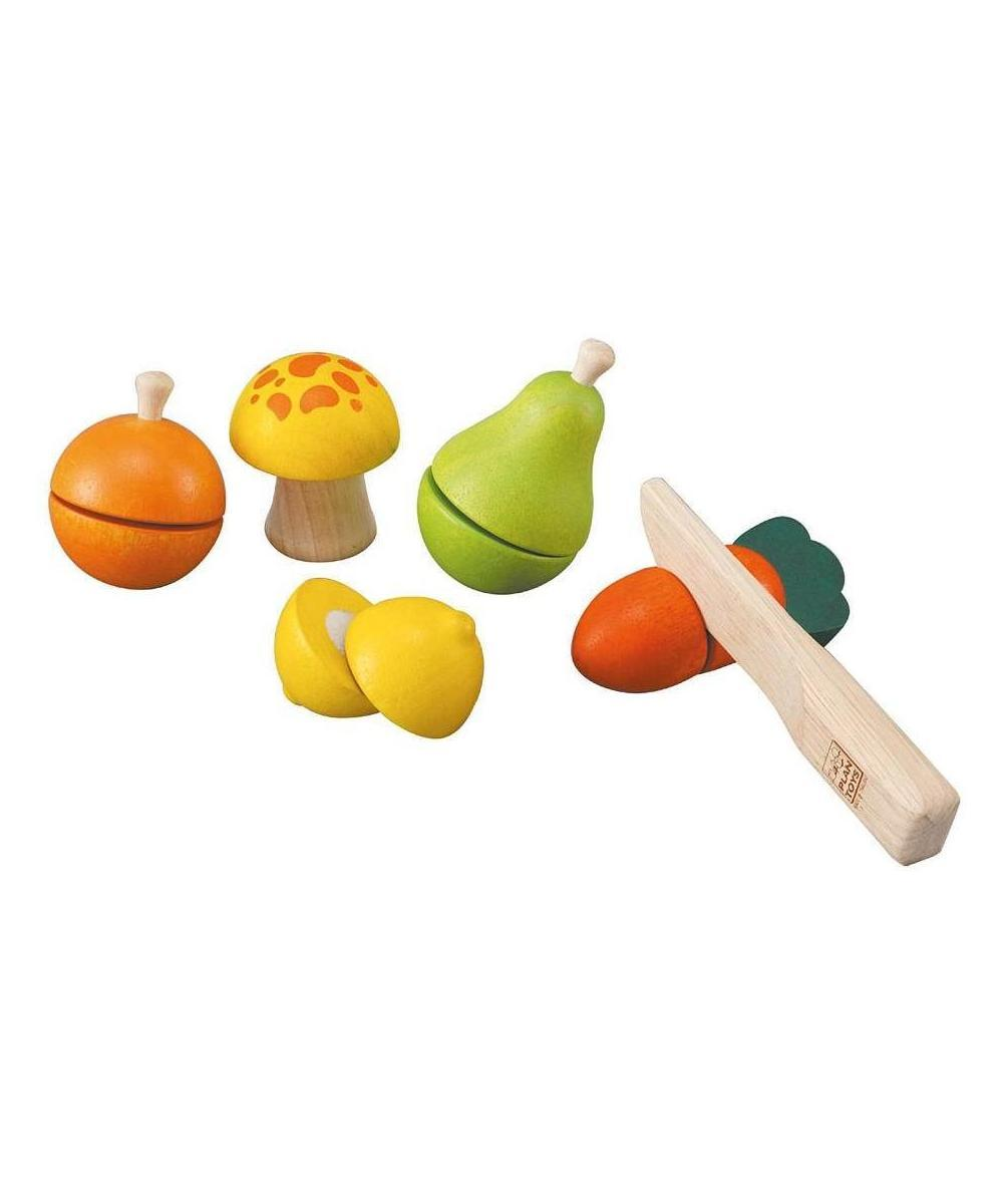 Plantoys Fruit & Groenten Set