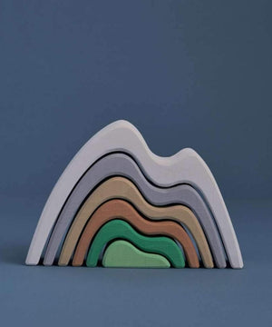 Raduga Grez Wooden Mountains Small