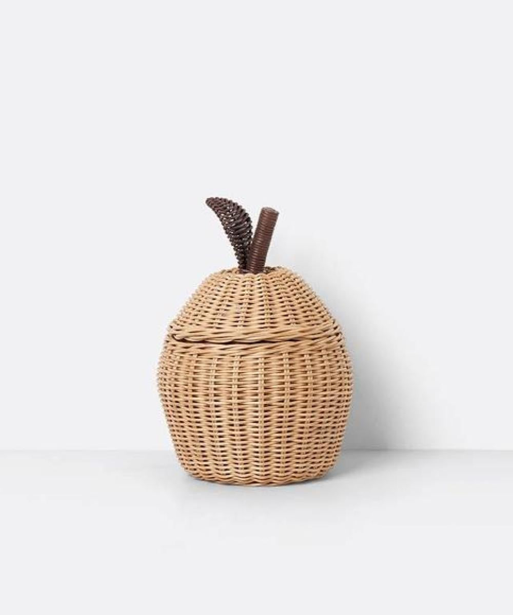 Ferm Living Small Apple Braided Storage