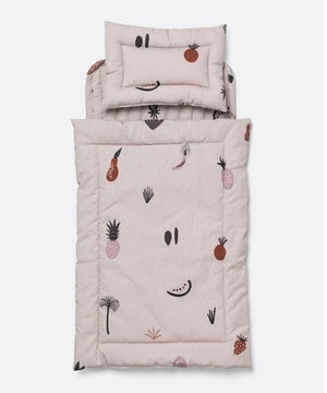 Ferm Living Doll Quilt Bedding Set