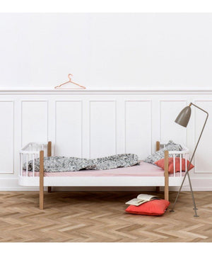 Oliver Furniture Junior uitbouw Bed Oak