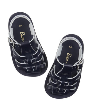Salt-Water Sandals Toddler Sailor Navy