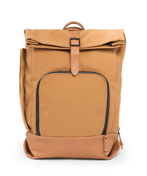 Dusq Family Bag Sunset Cognac Canvas