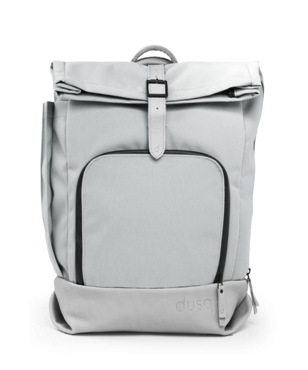 Dusq Family Bag Cloud Grey Canvas