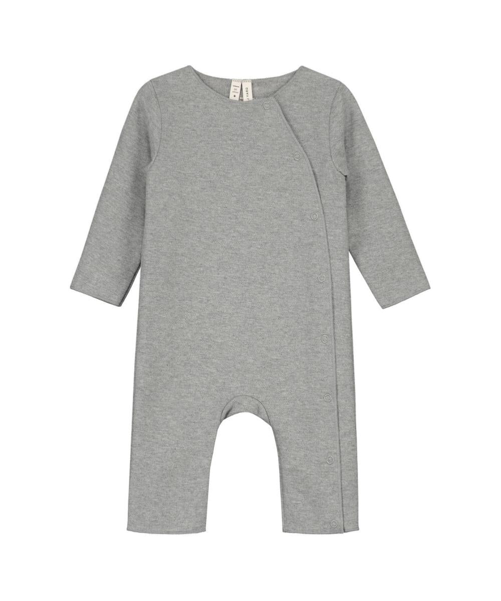 Gray Label Baby Suit Melange