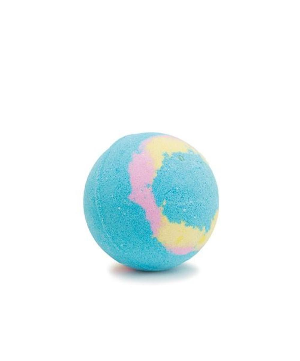 Nailmatic Bath Bomb Galaxy Blue Yellow Pink