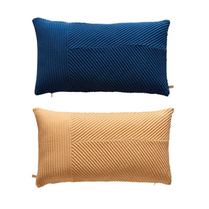 ADA Cushion Dazzling Blue / Peach