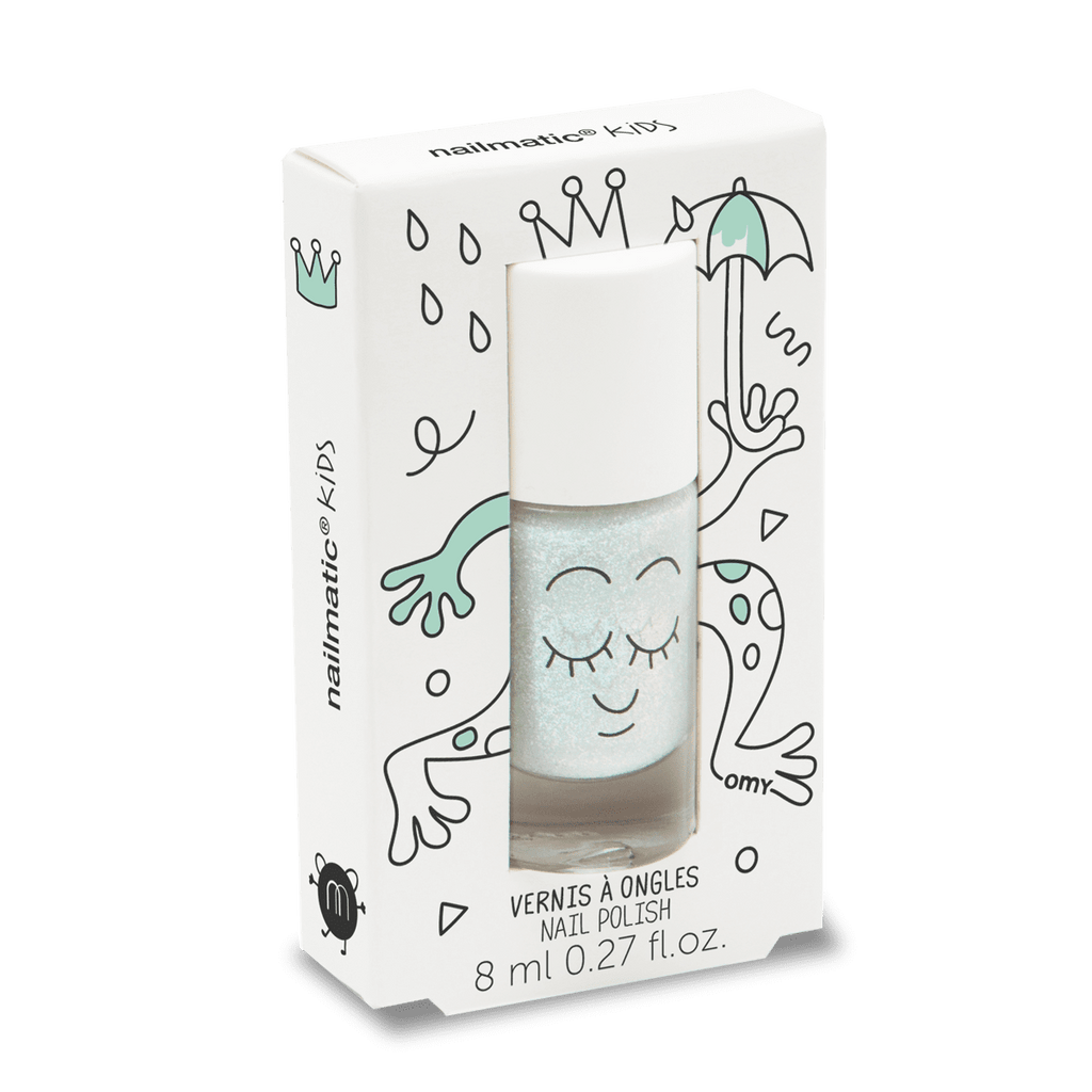 Nailmatic Water Based Nailpolish Aldo Pearly Green (Kids)
