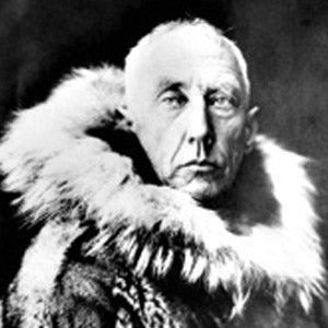 Ronald Amundsen reaches the South Pole with a Primus Stove