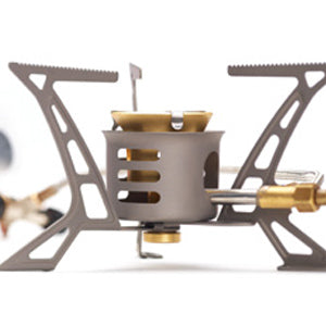rimus launches the award-winning multifuel stove OmniLite Ti.