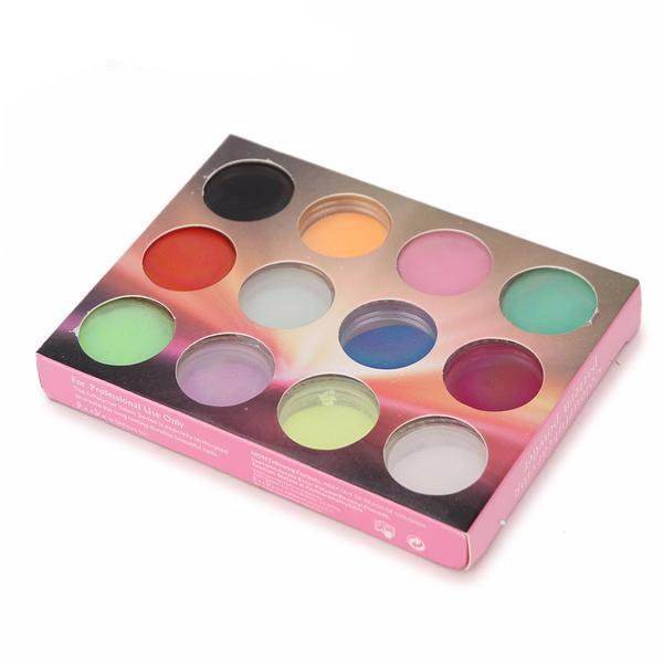 12 solid deep color nail art powder shark offers 12 solid deep color nail art powder prinsesfo Image collections