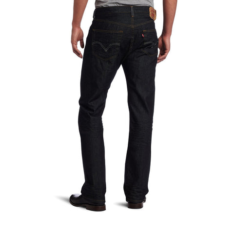 LEVI'S 501 ORIGINAL FIT JEANS - DIMENSIONAL RIGID