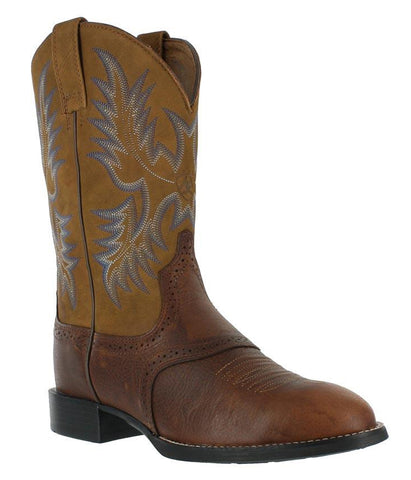"Ariat® Men's Heritage Stockman 11"" Western Boots"