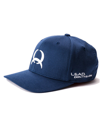 CINCH MENS BLUE FLEXFIT CAP